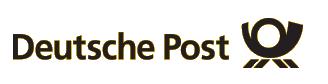 Logo, Deutsche Post, Logo Deutsche Post