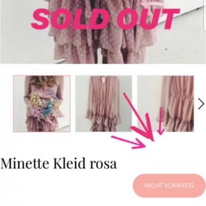 Ausverkauf, Sold out