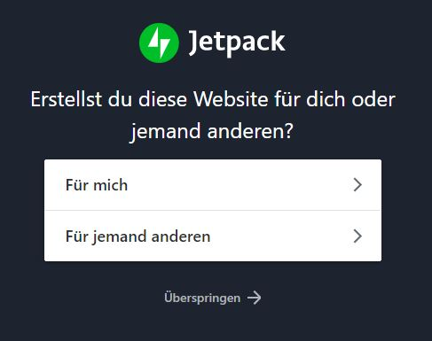 Wordpress, Jetpack