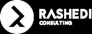 RashediConsulting white logo