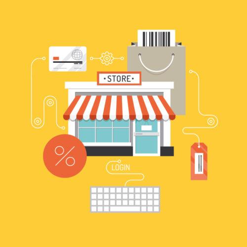 onlinehandel e commerce